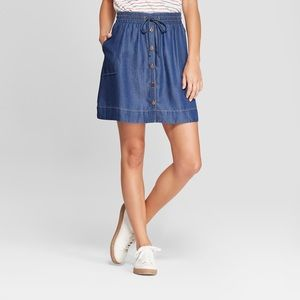 Universal Thread - Denim Mini Skirt